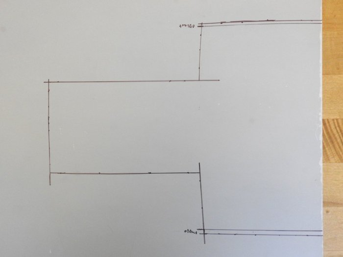 Step 3 - Trace Cut Lines
