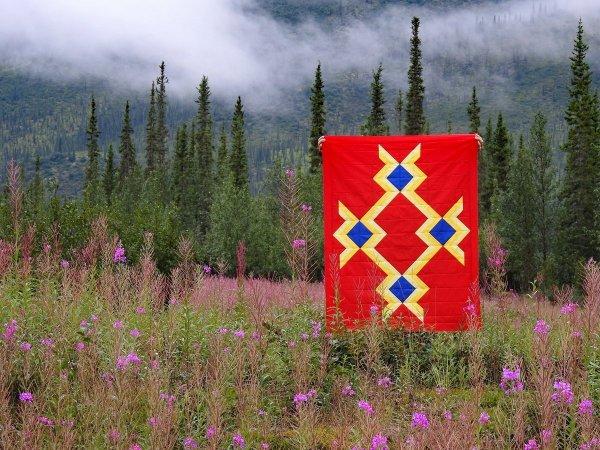 Baby Wonder in Wonder Woman Colors – Brooks Range, Alaska