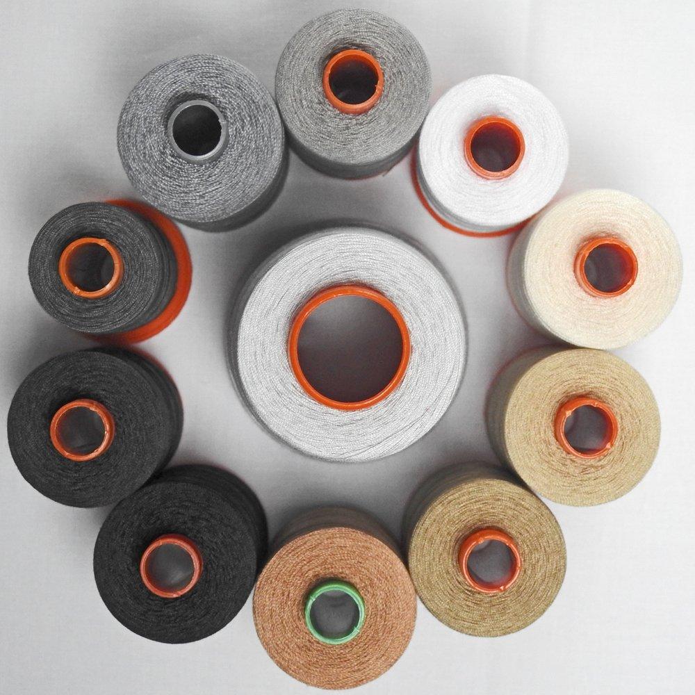 Aurifil Thread for Stone Sheep Mini Quilt