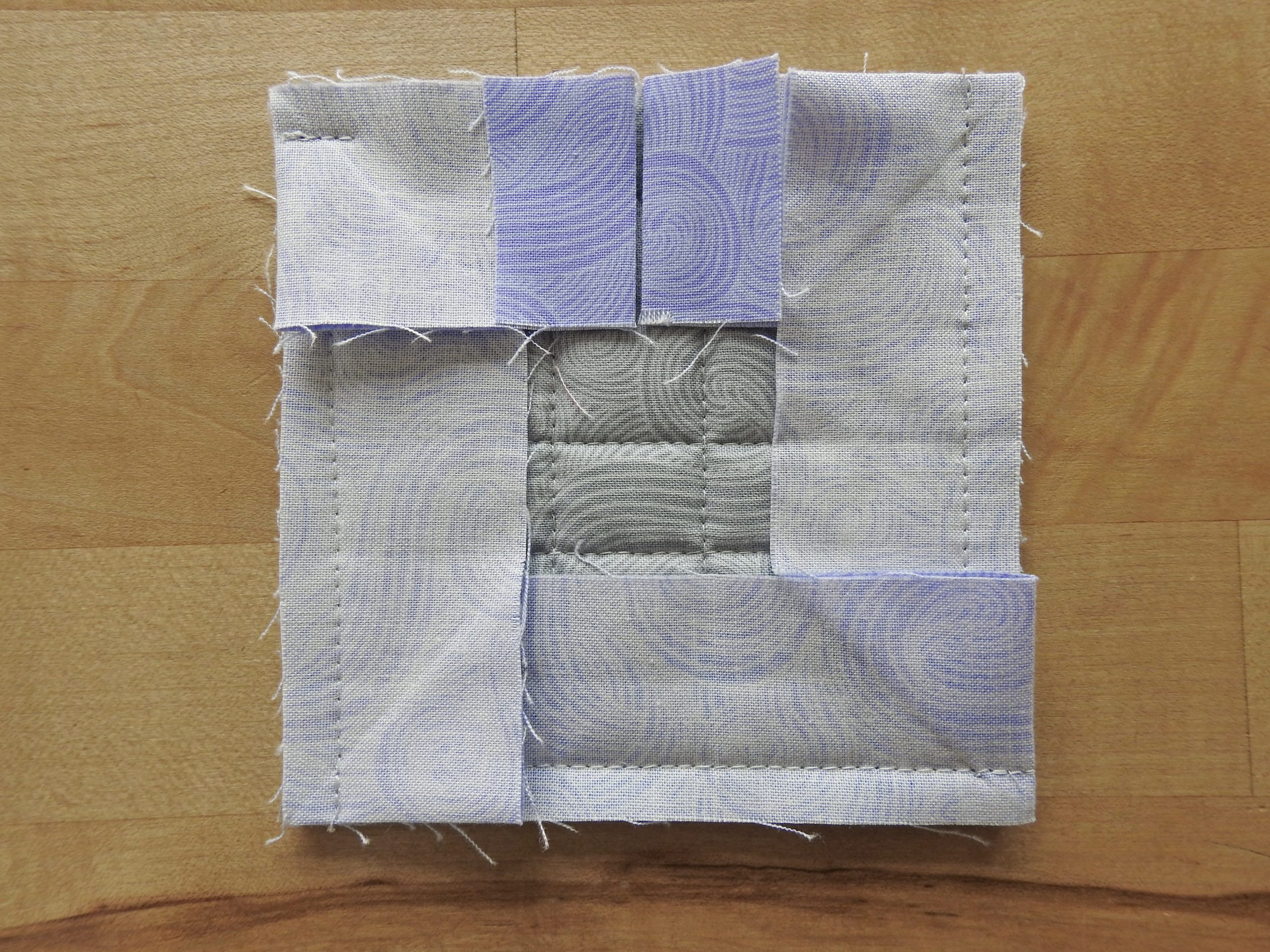 Binding Step 3