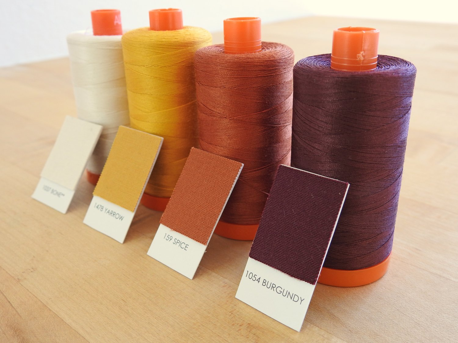 Thread Color Selection
