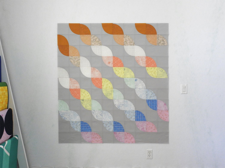 Pieced Quilt Top
