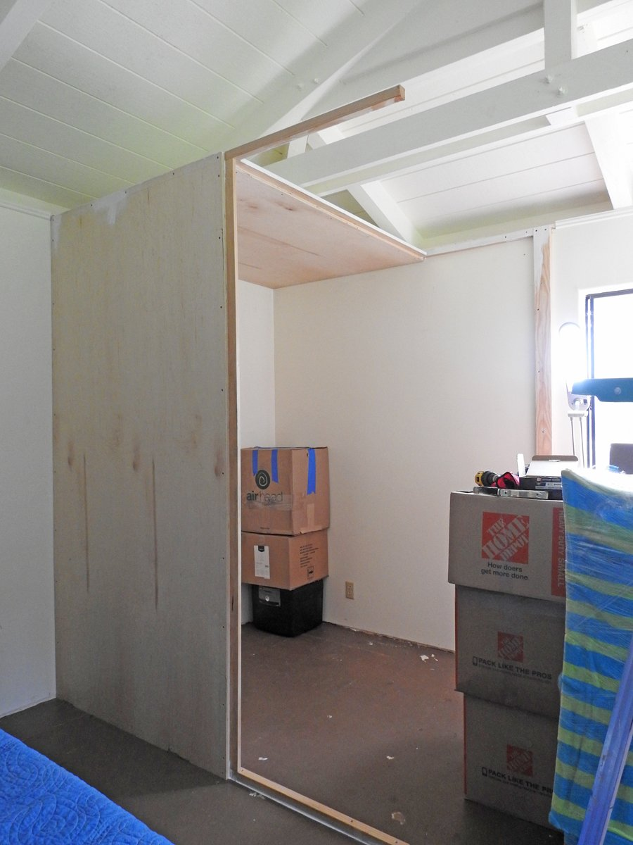 "Building Our ""Super Closet"""
