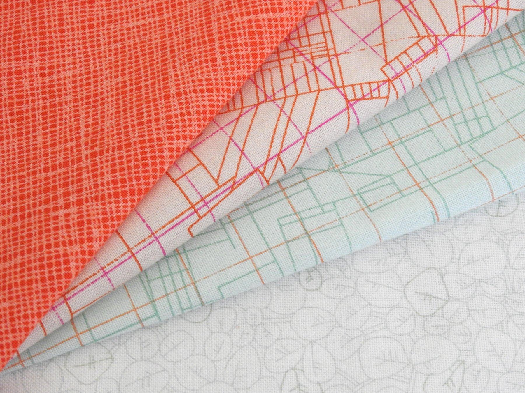 February Fabric Pull