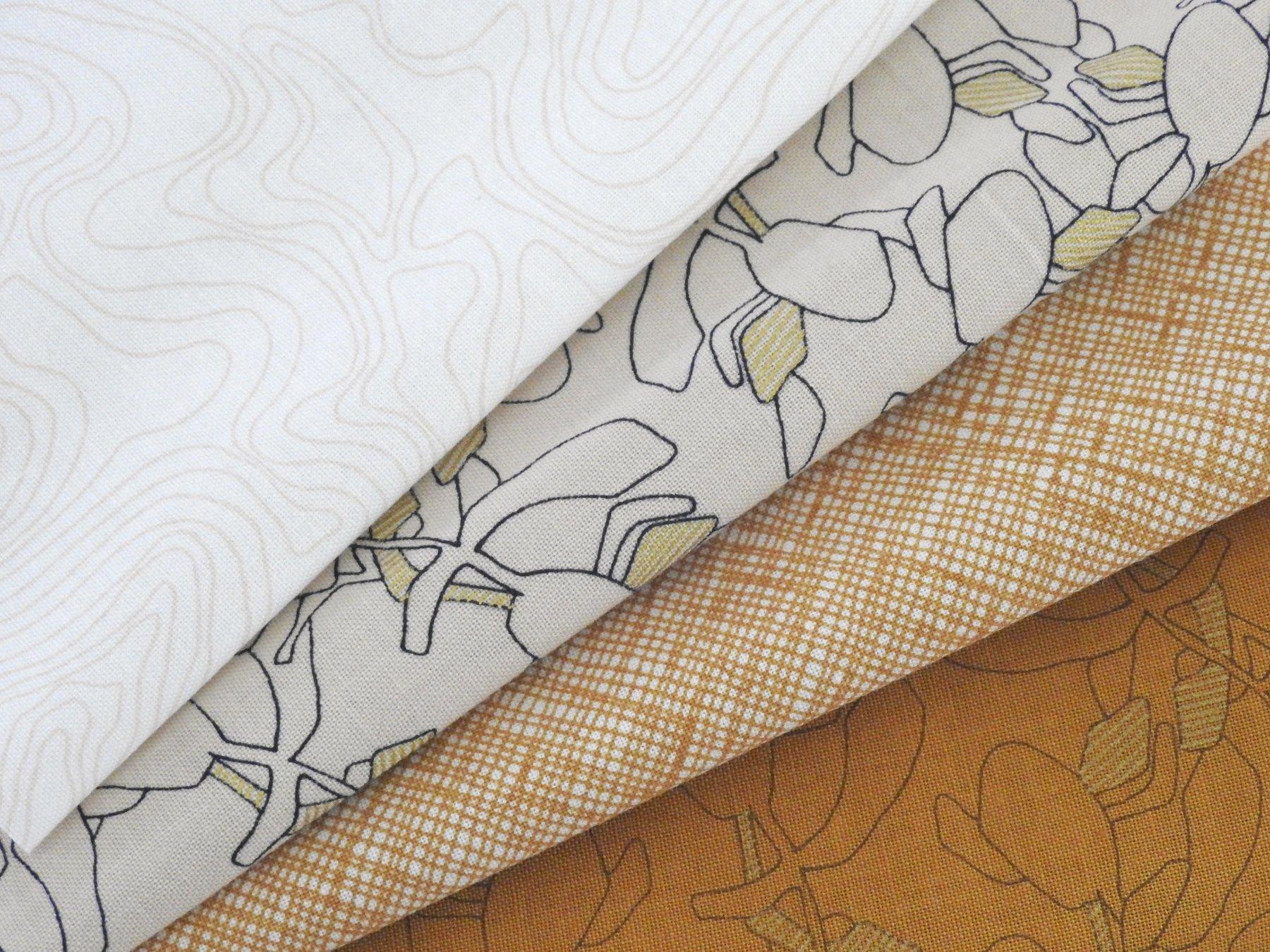 January Fabric Pull