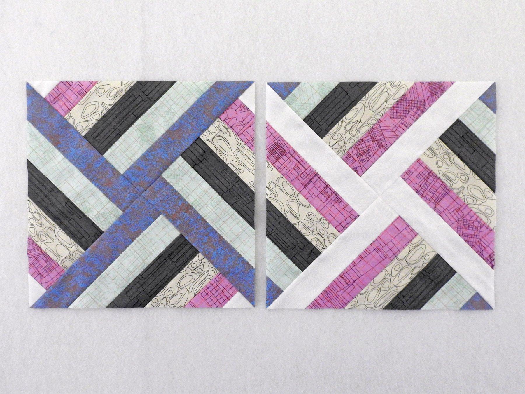 May Stripey Cartwheels Blocks