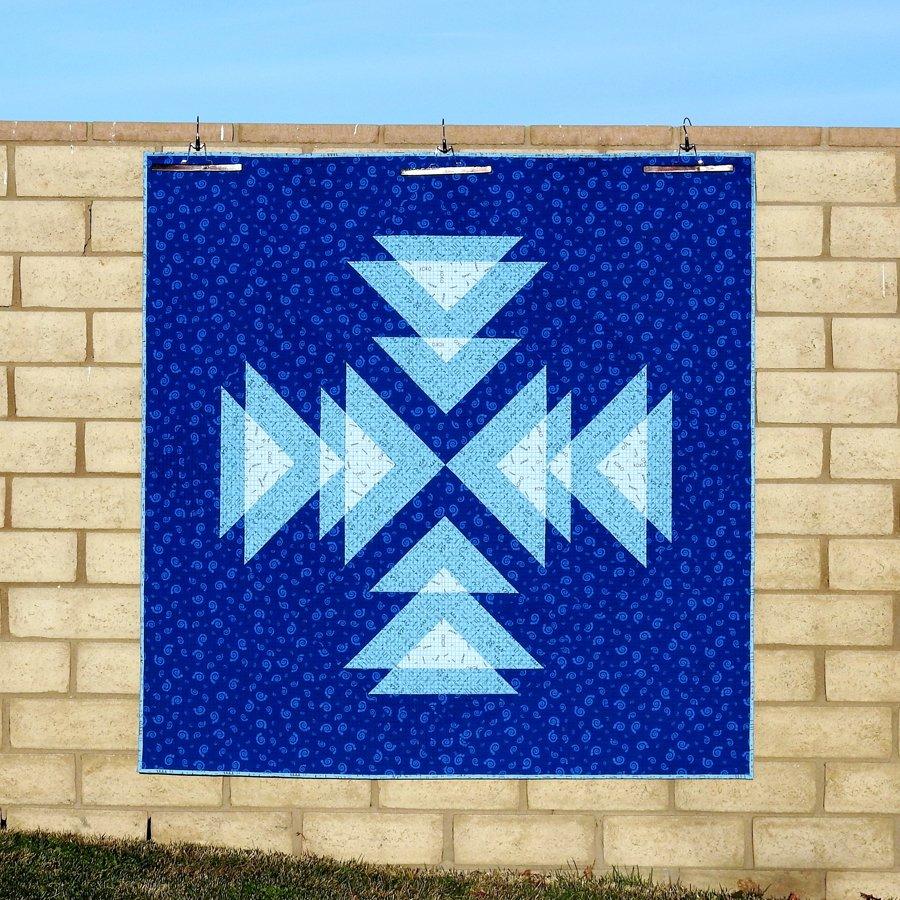 Wayward Transparency - Blue Prints