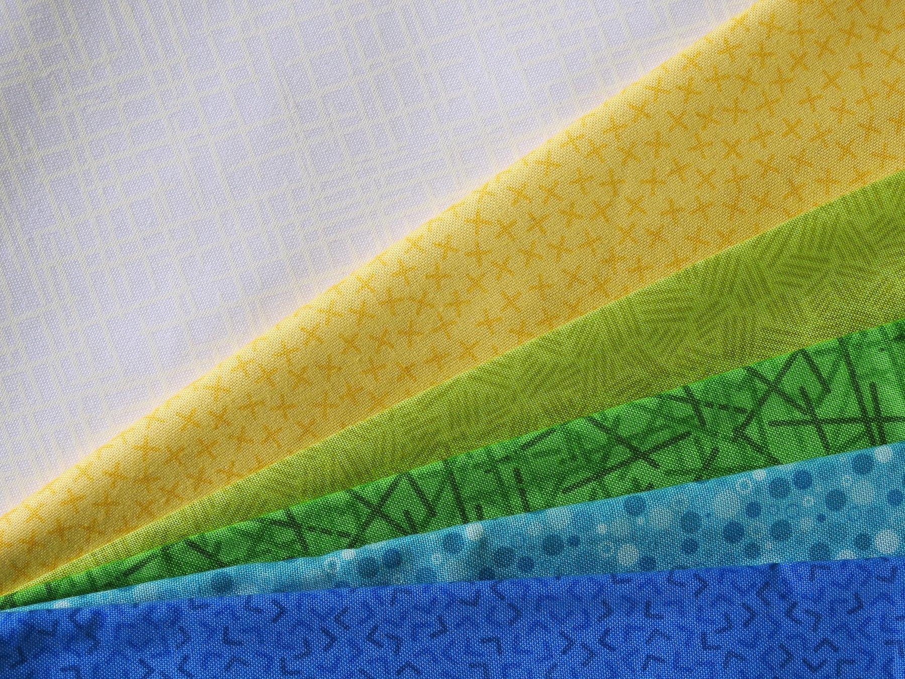 Planview Quilt Along Fabric - Northcott Fabrics