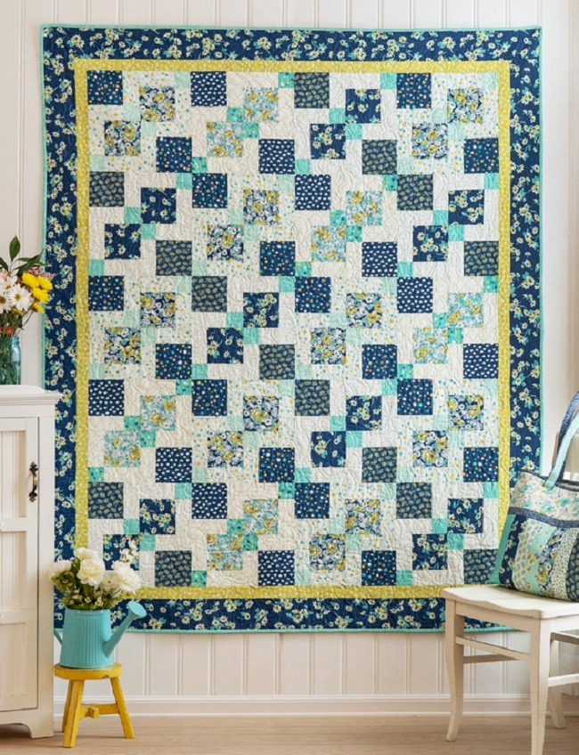 Disappearing Quilt Free Patterns for 2020