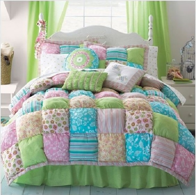 Bubble Quilt Pattern