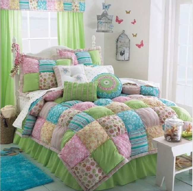 Bublle quilt pattern free