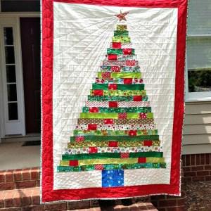 Holiday Tree by Moda Bakeshop 2