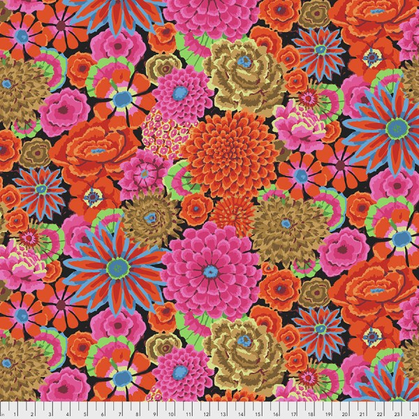 Kaffe Fassett Collective - Enchanted - Magenta