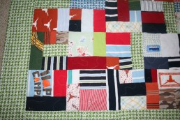 memory quilt baby clothes