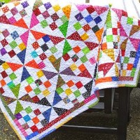 I'm home!  A Post with Lots of Quilt Pics (sadly none of them mine)