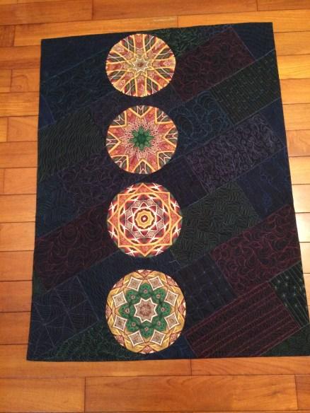 Kaleidoscope Path