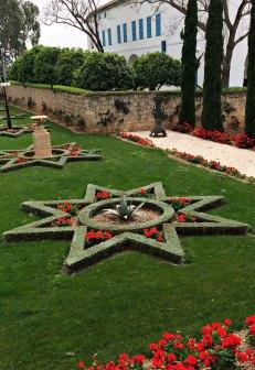 Bahji gardens