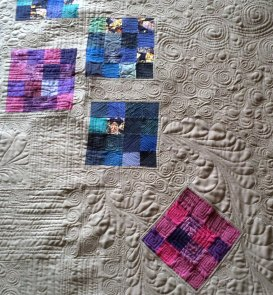 sweet 16 quilt back 5