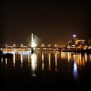 Liuzhou at night