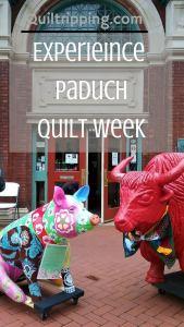 Discover Quilt Week in Paducah, KY #paducah #quiltweek #paducahquiltweek