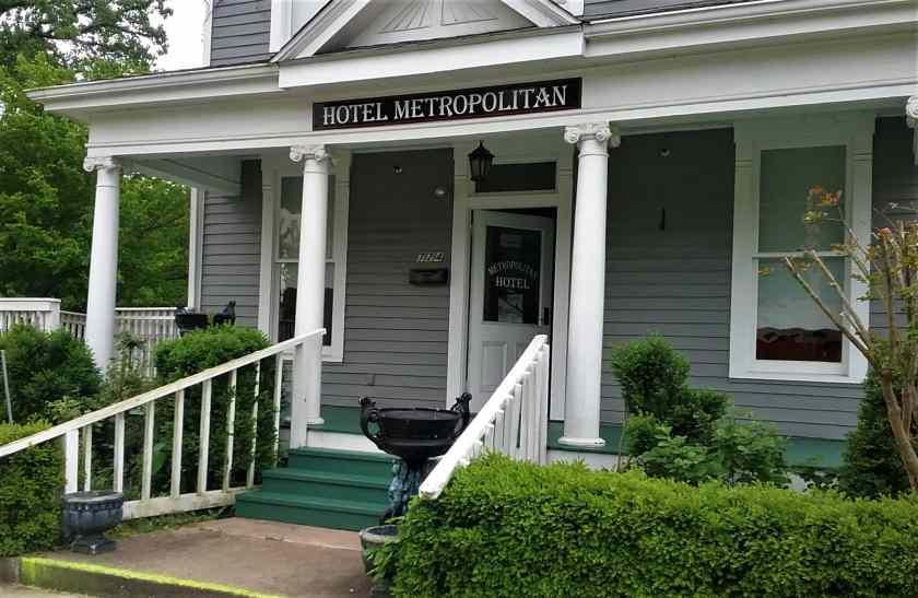 Hotel Metropolitan in Paducah, KY