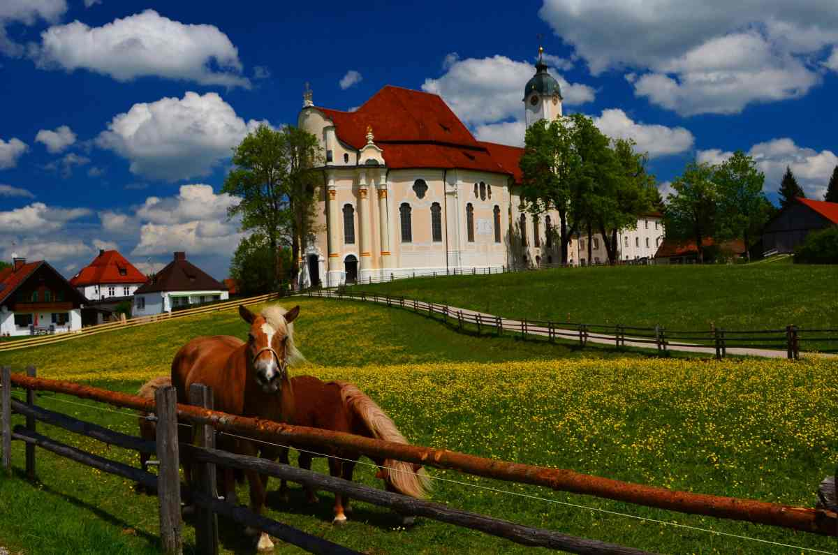 Photo essay: Bavaria's Wieskirche