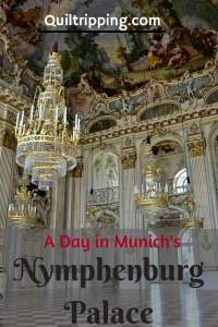 Visit Munich's Nymphenburg Palace to get away from the city hustle and bustle #munich #nymphenburg #palace #germany