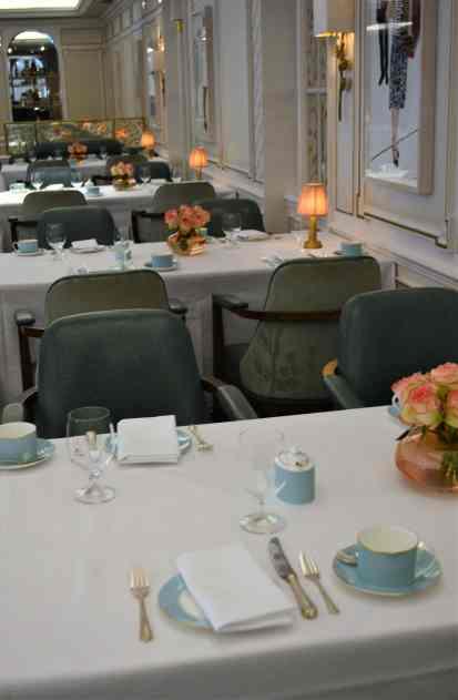 The very classy Diamond Jubilee Room