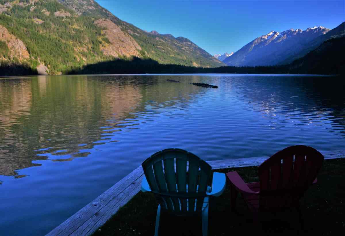 Unplugging in Stehekin - a North Cascades National Park Adventure