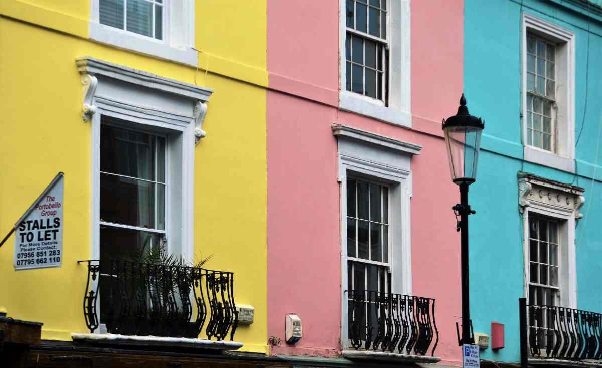 Photo Essay: Colorful London