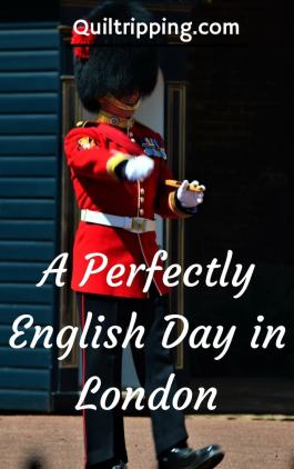 English day in London 2