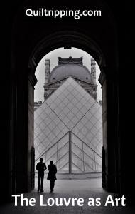 Louvre as Art