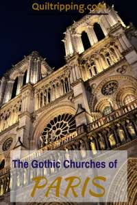 Discover the Gothic Churches of Paris #paris #churches #gothic