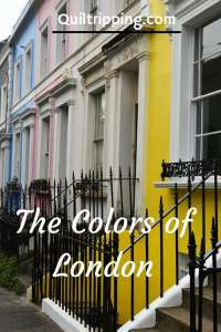 London is not drab and gray - it is actually very colorful #london #londoncolors #explorelondon