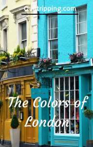 colors of London