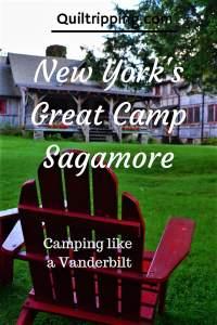 New York's Great Camp Saganmore-camping like a Vanderbilt #campsagamore #sagamore #adirondacks #newyork