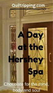 Spend  a day in total indulgence at the Hotel Hershey spa #hersheyspa #chocolatespa #hotelhersheyspa