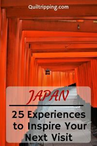 Discover my favorite 25 Japanese experiences to inspire your next trip to this unique country #japan #japanexperiences