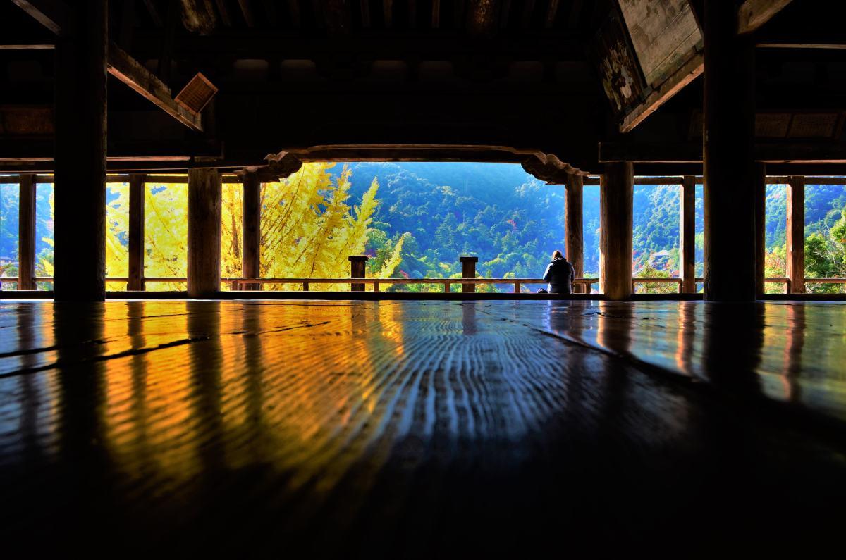 Toyokuni Shrine on Myajima Island, Japan