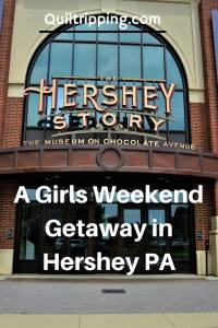 How to have a A Girl's Weekend in Hershey PA A Girl's Weekend in Hershey PA #hershey #hersheyweekend #girlsweekend