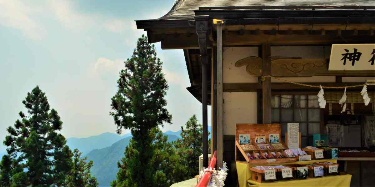 Hiking Mount MItake –  Where Nature and Religion Meet