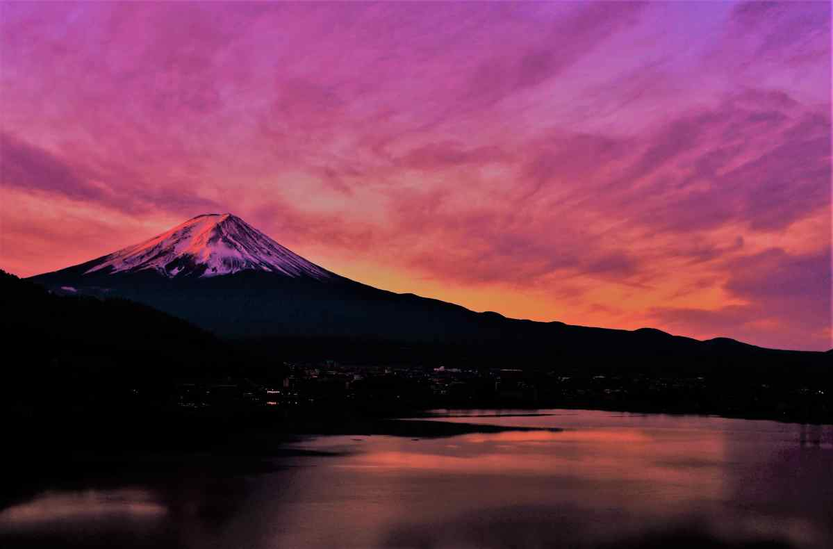 In the Shadow of Mt. Fuji - A Day In Kawaguchico Japan