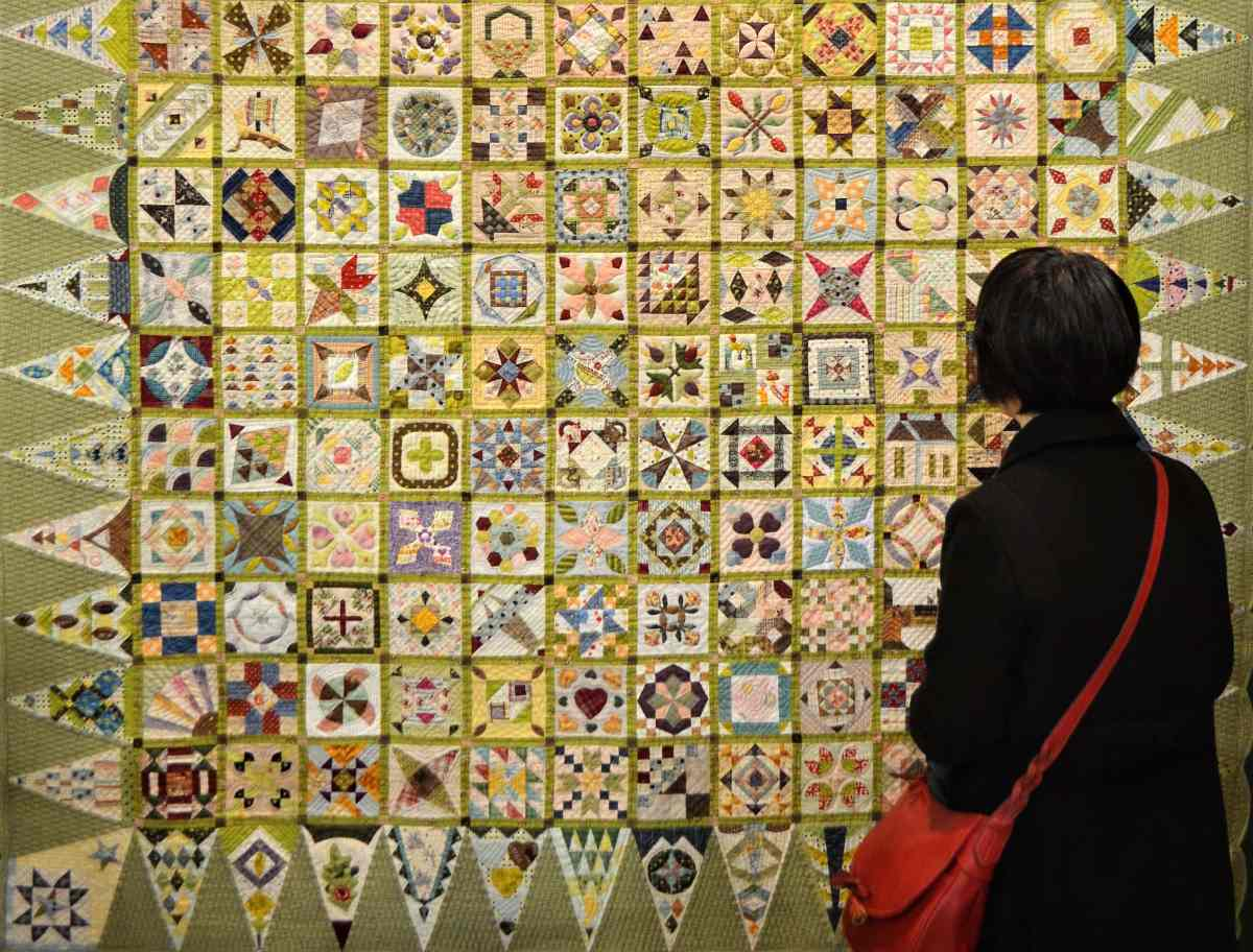 Why You Should Visit the Tokyo Quilt Festival Even if You Don't Quilt
