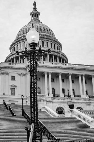 Photo Essay Washington Dc In Black And White  Quiltripping Very Old School Photography The Light Matches The Dome Of The Capitol