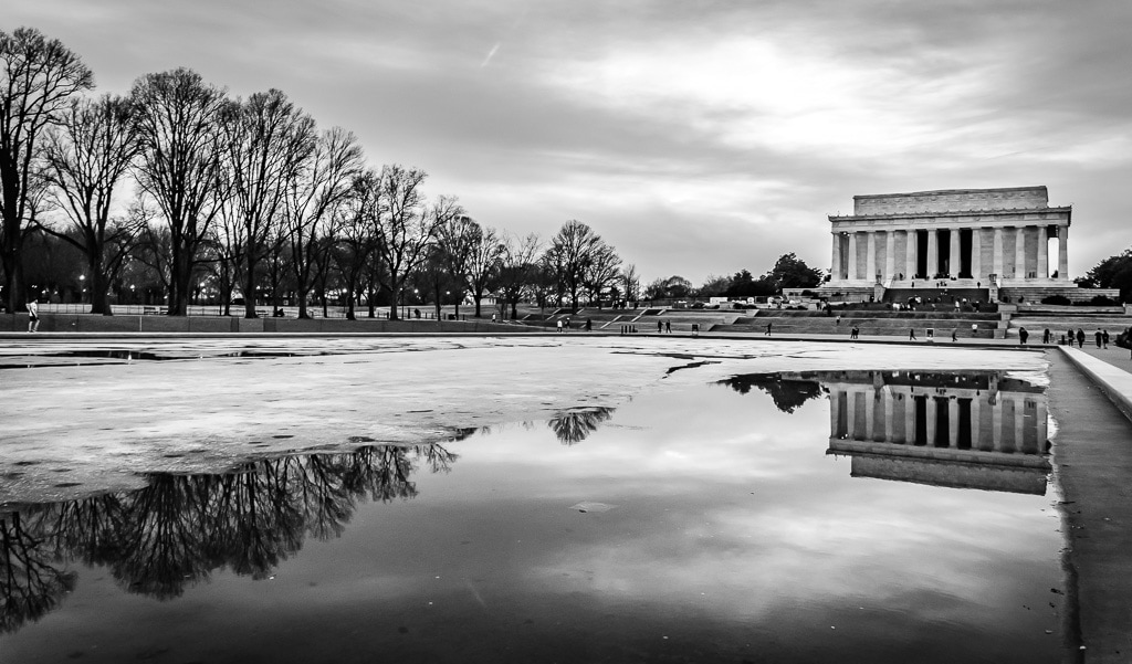 Washington DC Photography – Inspiring Creativity in Black and White