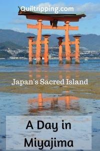 A day in Miyajima Japan, Japan's most sacred island #miyajima #japan #floatingtorii