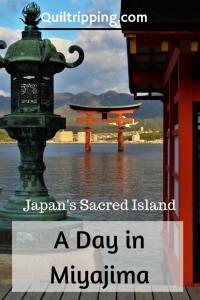 HOw to spend a  day in Miyajima Japan #japan #miyajima #floatingtorii