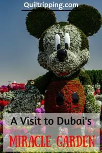 A Visit to Dubai Miracle Garden