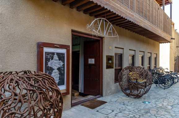 XVA Art hotel in the Al Fahidi heritage district