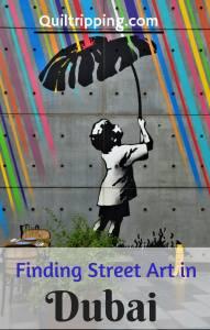 Finding Street Art in Dubai #dubai #streetart #dubaistreetart